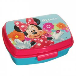 Group Operation Minnie Mouse Lunch Box Pink 34164 8010898341644