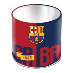 MUST Barcelona Μολυβοθήκη Μεταλλική Στρόγγυλη 10X11εκ. 000170679 5205698430930