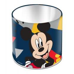 MUST Mickey Mouse Μολυβοθήκη Μεταλλική Στρόγγυλη Μίκυ 10X11εκ. 000562217 5205698430800