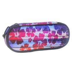 Diakakis imports Mood Pencil Case Flowers 000580219 5205698446023