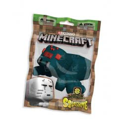 Gama Brands Squishme Bag Minecraft Series 1 - 8 Designs 10531359 735850313597