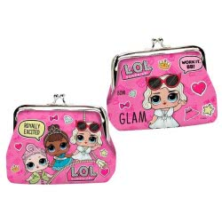 Gama Brands L.O.L. Surprise Coin Purse - 2 Designs 12499137 8054708095365
