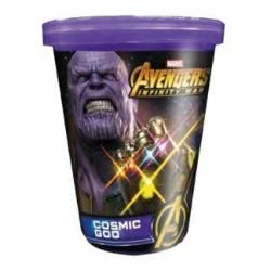 Gama Brands Slime Cosmic Goo Χλαπάτσα Marvel Avengers 7Cm 10700121 5056219001210