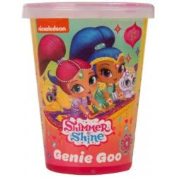 Gama Brands Slime Genie Goo Shimmer And Shine 7Cm 10737053 5055114370537