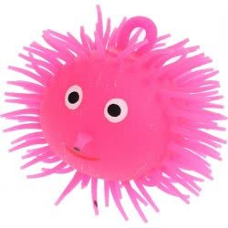 Gama Brands Squishy Puffer Ball With Light - 4 Colours 10732540 6901012325409