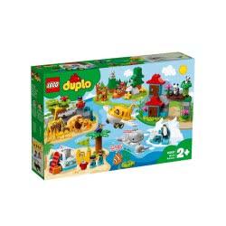 LEGO Duplo Ζώα Του Κόσμου 10907 5702016367706