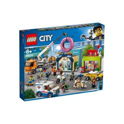 LEGO City Donut Shop Opening 60233 5702016370539