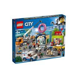 LEGO City Εγκαίνια Καταστήματος Ντόνατ 60233 5702016370539