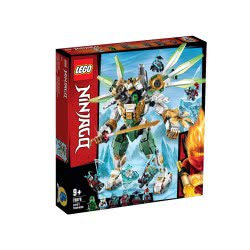 LEGO Ninjago Lloyds Titan Mech 70676 5702016365535