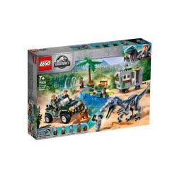 LEGO Jurassic World Baryonyx Face-Off: The Treasure Hunt 75935 5702016367232
