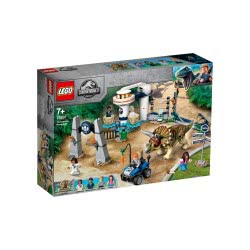 LEGO Jurassic World Triceratops Rampage 75937 5702016542691