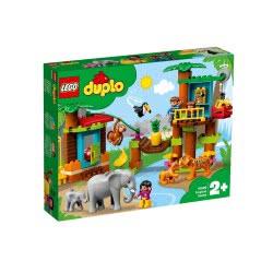 LEGO Duplo Τροπικό Νησί 10906 5702016371017