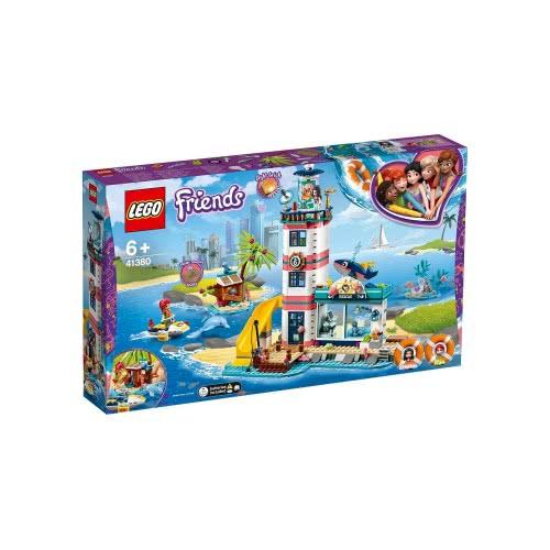 LEGO Friends Κέντρο Διάσωσης Φάρου 41380 5702016370225