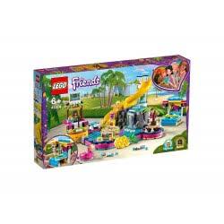 LEGO Friends Το Πισίνα-Πάρτι Της Άντρεα 41374 5702016370188