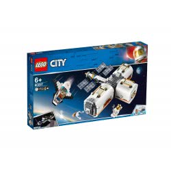 LEGO City Lunar Space Station 60227 5702016370478