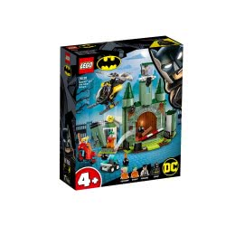 LEGO Super Heroes DC Comics Batman And The Joker Escape 76138 5702016369762