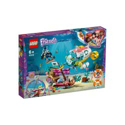 LEGO Friends Dolphins Rescue Mission 41378 5702016370218