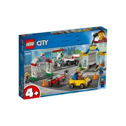 LEGO City Κέντρο Γκαράζ 60232 5702016370522