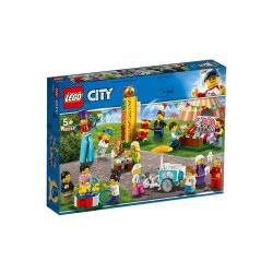 LEGO City Πακέτο Με Ανθρώπους – Διασκέδαση Στο Λούνα Παρκ 60234 5702016370553