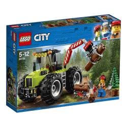 LEGO City Τρακτέρ του Δάσους 60181 5702016077506