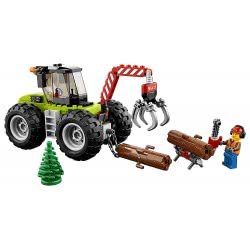 LEGO City Forest Tractor 60181 5702016077506