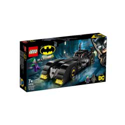 LEGO Super Heroes DC Comics Batmobile: Pursuit Of The Joker 76119 5702016369137