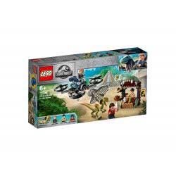 LEGO Jurassic World Dilophosaurus On The Loose 75934 5702016367225