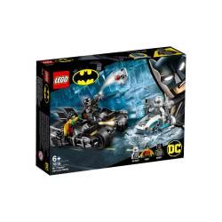 LEGO Super Heroes DC Comics Μάχη Με Batcycle Του Κ. Φριζ 76118 5702016369120