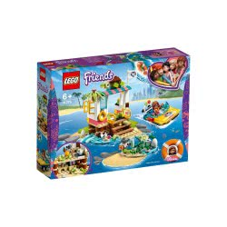 LEGO Friends Turtles Rescue Mission 41376 5702016370201