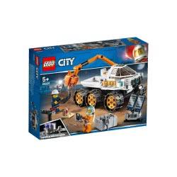 LEGO City Δοκιμαστική Βόλτα Διαστημικού Οχήματος 60225 5702016369953