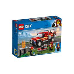 LEGO City Fire Chief Response Truck 60231 5702016370515