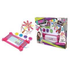 Toys-shop D.I Αργαλειός Με Χάντρες DIY Beads JX039825 6990119398256