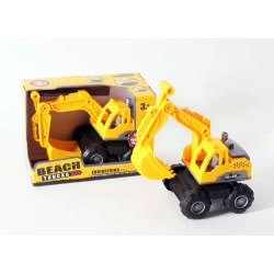 Toys-shop D.I Φαγάνα Πλαστική Beach Truck JI044036 6990119440368