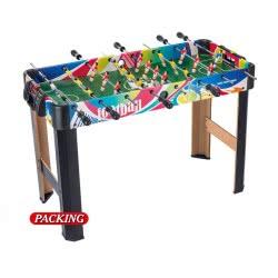 Toys-shop D.I Ποδοσφαιράκι Τραπέζι Ξύλινο 98X42x63 JS061318 6990119610365