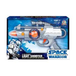 Toys-shop D.I Space Gun Battery Operated JG029566 6990119295661