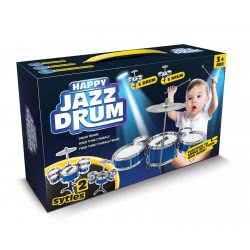 Toys-shop D.I Jazz Drum Blue JM081304 6990119813049