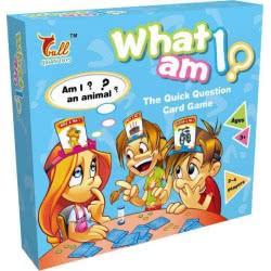 Toys-shop D.I What Am I ? Intellectual Game JK102494 6990119024940