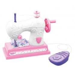 Toys-shop D.I Sewing Machine With Lights JU046312 6990119463121