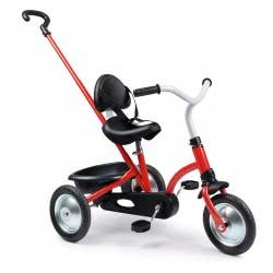 Smoby Ποδήλατο Τρίκυκλο Zooky Original - Κόκκινο 740800 3032167408006