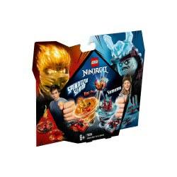 LEGO Ninjago Spinjitzu Slam - Kai Vs. Samurai 70684 5702016469035