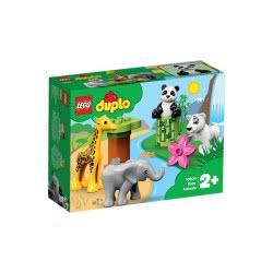 LEGO Duplo Μωρά Ζωάκια 10904 5702016367683