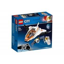 LEGO City Αποστολή Εγκατάστασης Δορυφόρου 60224 5702016369946