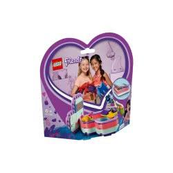 LEGO Friends Καλοκαιρινό Κουτί-Καρδιά Της Έμμα 41385 5702016419849