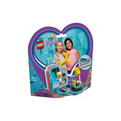 LEGO Friends Καλοκαιρινό Κουτί-Καρδιά Της Στέφανι 41386 5702016419856