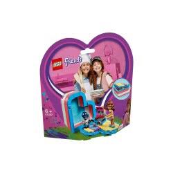 LEGO Friends Καλοκαιρινό Κουτί-Καρδιά Της Ολίβια 41387 5702016419863