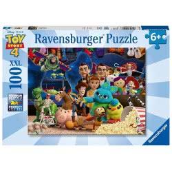 Ravensburger Puzzle 100XXL Pieces Toy Story 4 10408 4005556104086