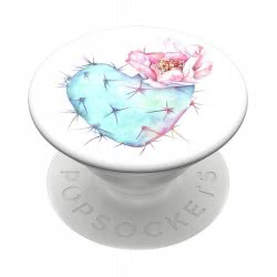 Popsockets Swappable Succulent Heart Compatible With All Smartphones 800953 842978139197
