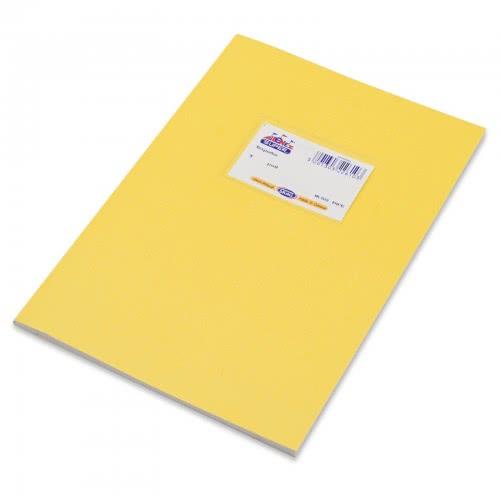 SKAG Τετράδια Super Χρωματιστό 17X25 80Γρ Κίτρινα 50Φυλλα 226103 5201303226103