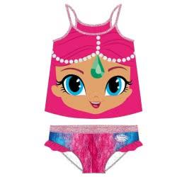 Cerda Shimmer And Shine Bikini Size  3-4 Years - Foucshia 2200003823 8427934263974
