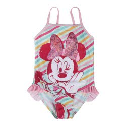 Cerda Minnie Mouse Μαγιό Ολόσωμο Μέγεθος 5-6 Ετών - Ροζ 2200003782 8427934262830